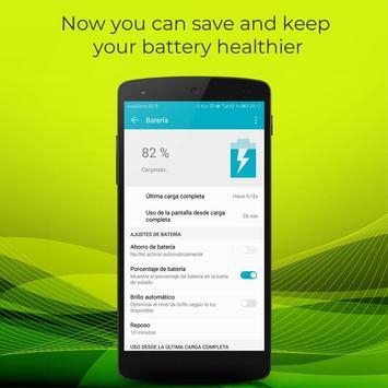🔋 Bateriup - Batterijbesparing en optimizer screenshot 2
