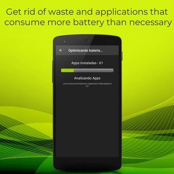 🔋 Bateriup - Batterijbesparing en optimizer screenshot 3
