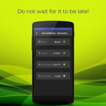 🔋 BatterySaver screenshot 1