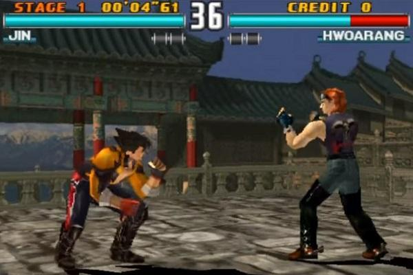 Walkthrough Tekken 3 Jin Kazama Fighting For Android Apk Download