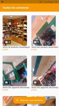 BazarAfrique - petites annonces en Afrique screenshot 1
