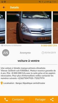BazarAfrique - petites annonces en Afrique screenshot 2