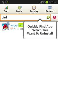 Uninstall Perfect Uninstaller screenshot 3