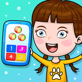 Baby Learning Toy Phone icon