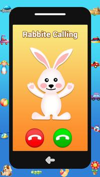 Baby Learning Toy Phone screenshot 1