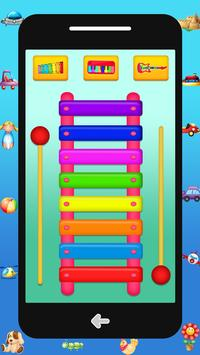 Baby Learning Toy Phone screenshot 5