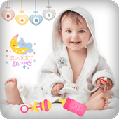 Baby Photo Frames - Baby Photo Editor icon