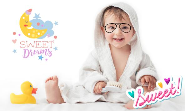 Baby Photo Frames - Baby Photo Editor poster