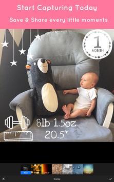 Baby Pics Free - Milestones Pics - Pregnancy Photo screenshot 23