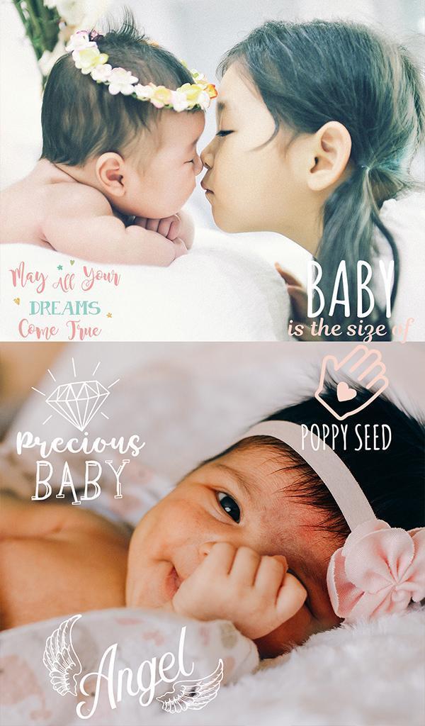 Bayi Baru Lahir Cerita Editor Foto 2020 for Android - APK ...