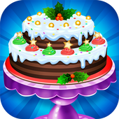 Christmas Cooking Game - Santa Claus Food Maker icon