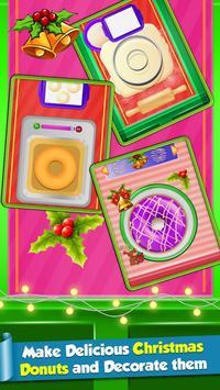 Christmas Cooking Game - Santa Claus Food Maker screenshot 1
