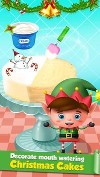 Christmas Cooking Game - Santa Claus Food Maker screenshot 3