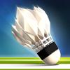 Campeonato de badminton ícone