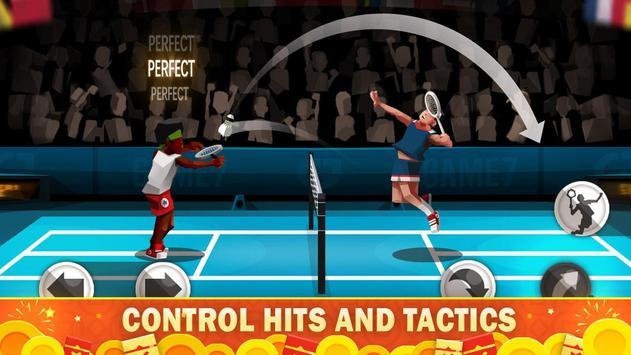 Download Badminton League Apk for Android