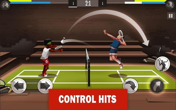 Campeonato de badminton imagem de tela 10
