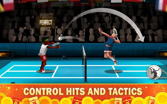 Badminton League screenshot 12
