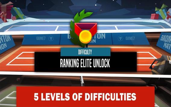 Badminton League screenshot 15