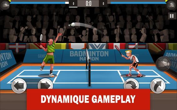 Campeonato de badminton imagem de tela 16