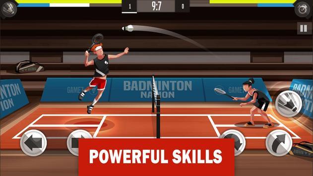 Campeonato de badminton imagem de tela 1