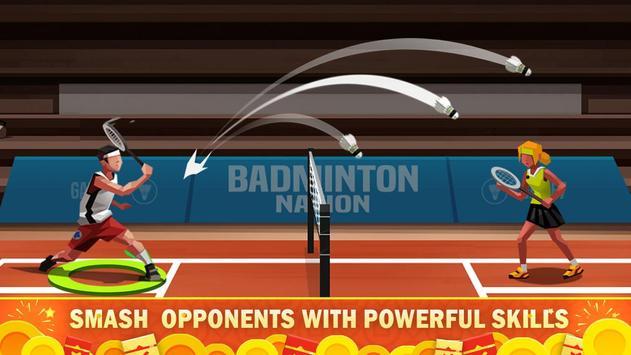 Badminton League screenshot 1
