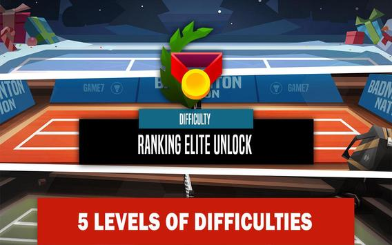 Badminton League screenshot 23
