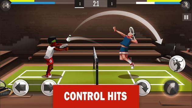 Badminton League screenshot 2