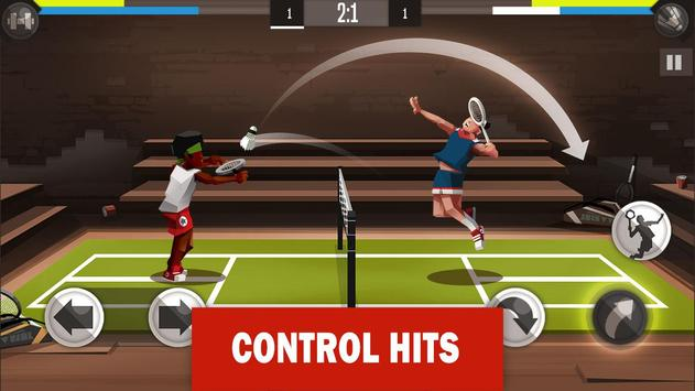 Campeonato de badminton imagem de tela 2