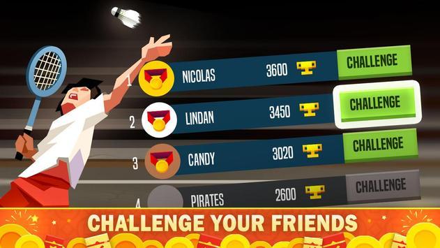 Badminton League screenshot 4
