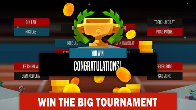 Campeonato de badminton imagem de tela 6