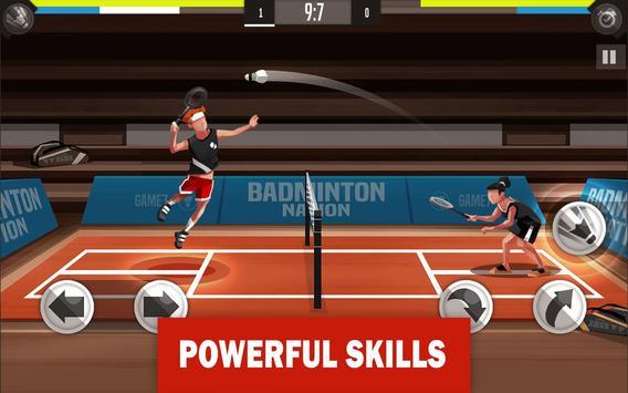 Campeonato de badminton imagem de tela 9