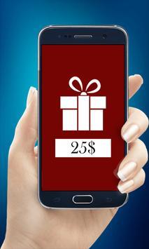 Free Gift Code App - Money Gift screenshot 1
