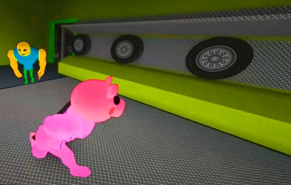 Mod Piggy Vs Bakon Roblox S Escape Obby Chapter For Android Apk