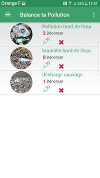 Denounce Your Pollution - Ecology screenshot 4