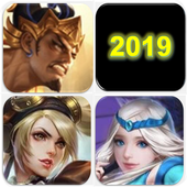 Tebak Gambar Hero Mobile Legends 2019 icon