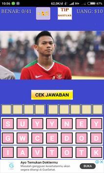 Tebak Gambar Timnas Indonesia 2019 screenshot 2