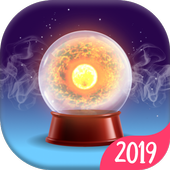 Icona Magic Crystal Ball - Predict the Future