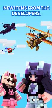 Mods Maps Skins for Minecraft poster