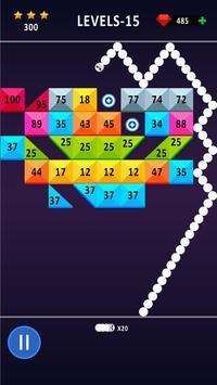 Snake Bricks Breaker screenshot 21