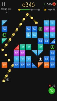 Balls Bricks Breaker 2 screenshot 2