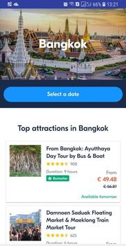 Bangkok Best Tickets and Tours, City Guide poster