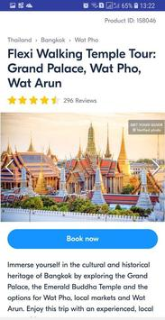 Bangkok Best Tickets and Tours, City Guide screenshot 1