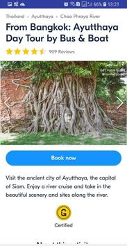 Bangkok Best Tickets and Tours, City Guide screenshot 2