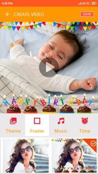 Bangla birthday video maker screenshot 13