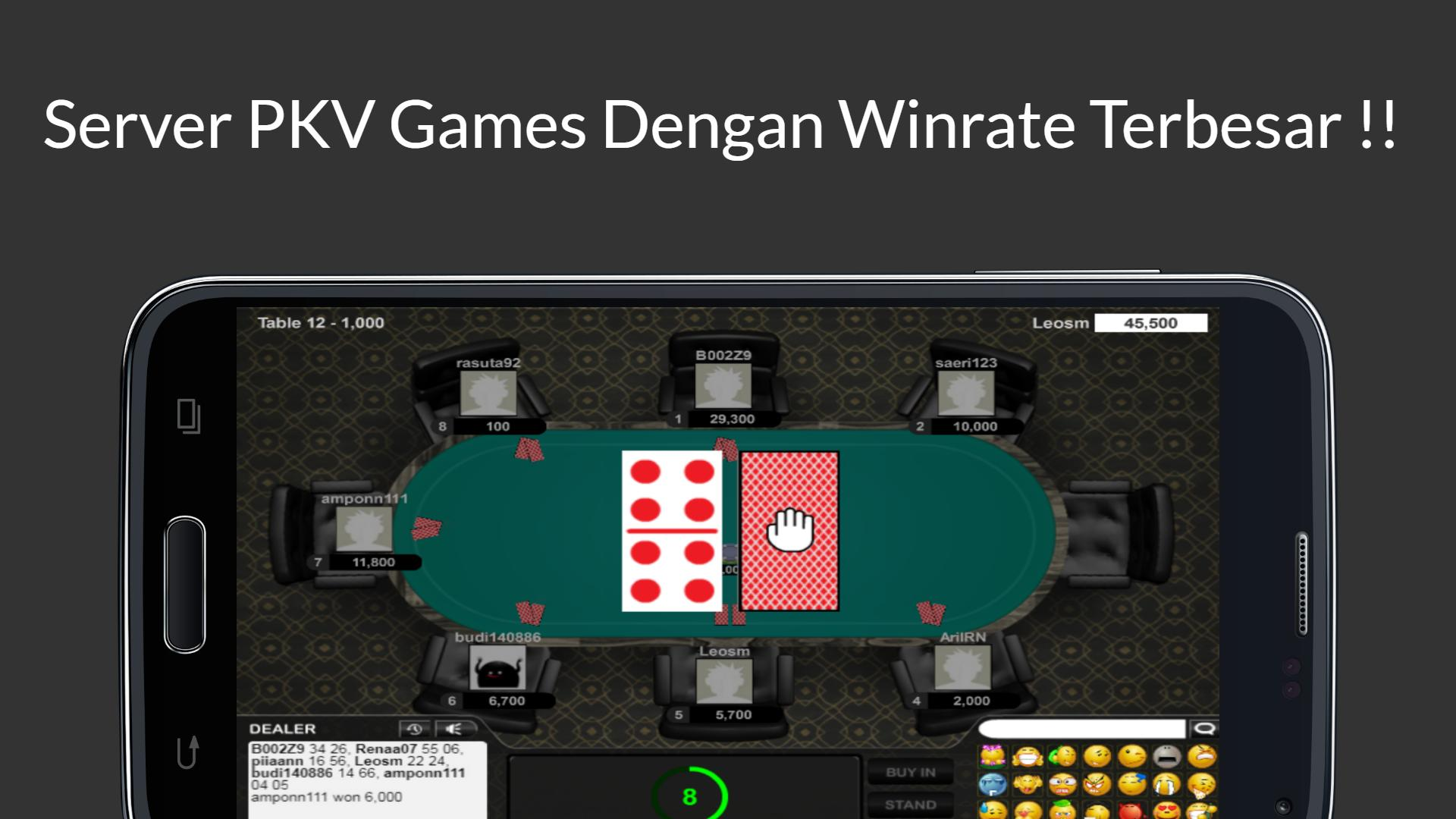 Pkv Games Bandarqq Domino99 For Android Apk Download