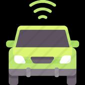 WIFI NODEMCU CAR ESP8266 icon