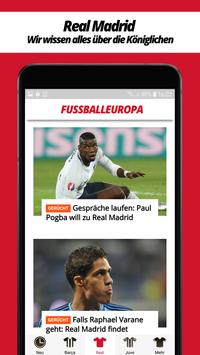 Fussball Europa screenshot 7