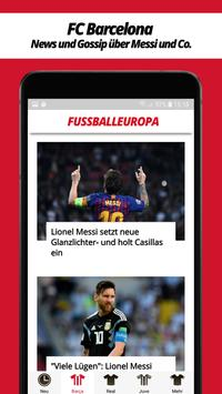 Fussball Europa screenshot 1