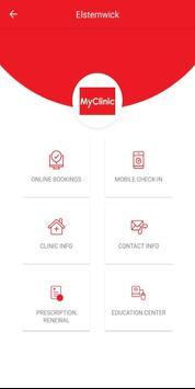 MyClinic скриншот 3