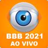 BBB 21 AO VIVO ícone